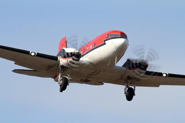 今年も飛来BT-67 C-FBKB 2