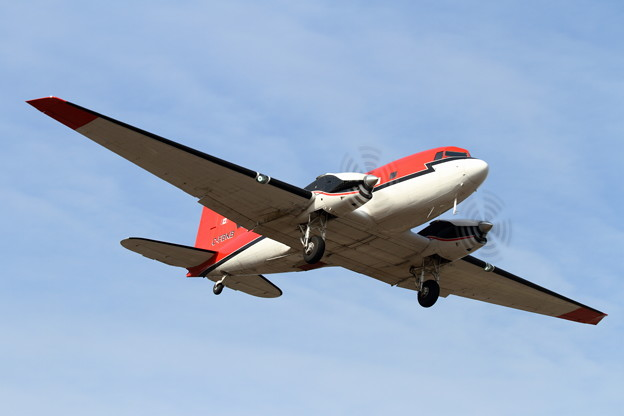 今年も飛来BT-67 C-FBKB 3