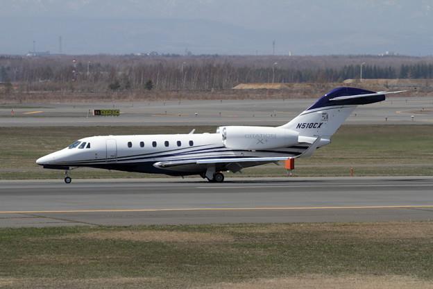 Cessna 750 Citation X+ N510CX