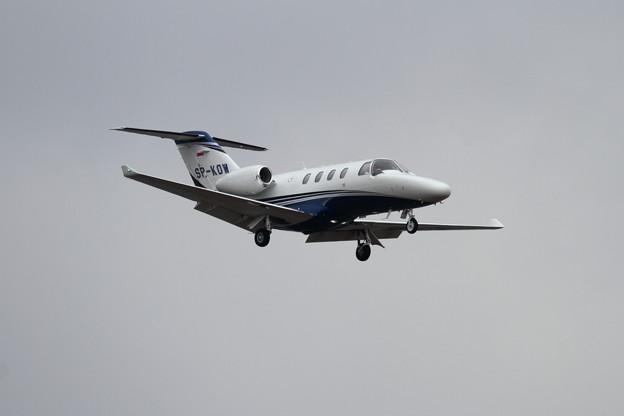 Cessna525 CitationM2 SP-KOW (1)