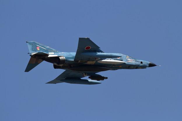 Photos: RF-4E 57-6913 青いファントム (3)