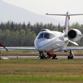 写真: Learjet60XR B-3926 spot in