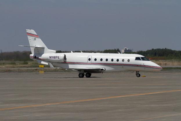 写真: IAI Gulfstream G200 Galaxy N116FE