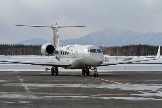 Photos: Gulfstream G650ER A7-CGA Qatar Executive spot in