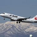 写真: ERJ-170STD J-AIR JA227 takeoff