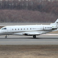 Photos: IAI GulfstreamG200 STAR JET B-8129 landing