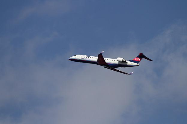 CRJ-700ER IBEX JA10RJ takeoff