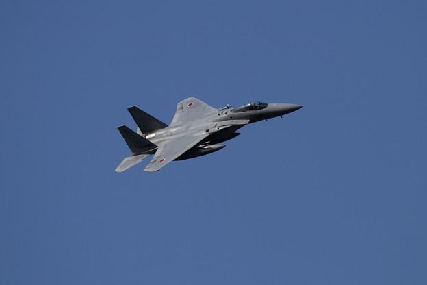 F-15J 203sq direct downwind