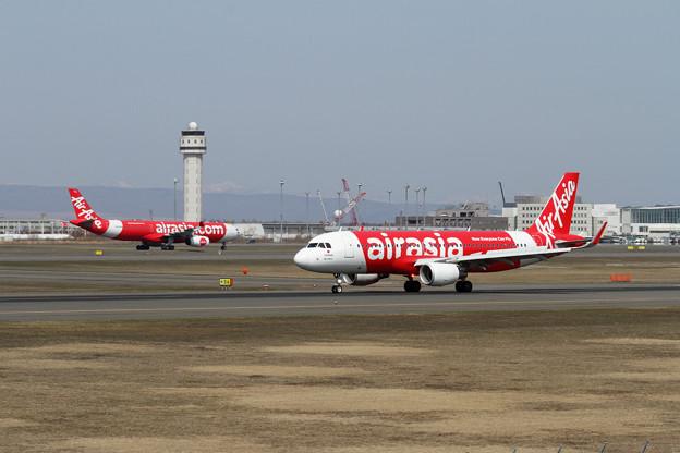 AirAsia JAPANとTHAI