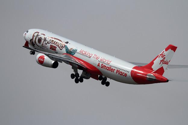 A330 AirAsia X 10 xciting year 9M-XXF (2)