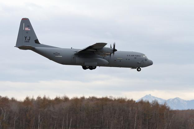 C-130J-30 08-8605 YJ