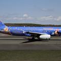 写真: A320 CES Disney resort livery B-6635(3)