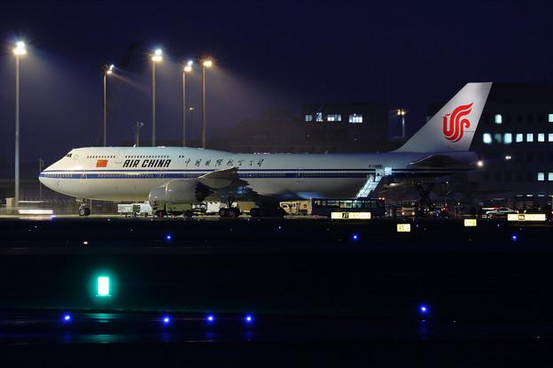 B747-8 Intercontinental B-2480初飛来(4)