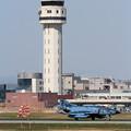 写真: RF-4E 913 501sq飛来 (1)
