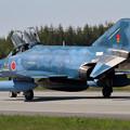 写真: RF-4E 913 501sq飛来 (5)