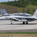 写真: F-15 203sq Disarming (2)