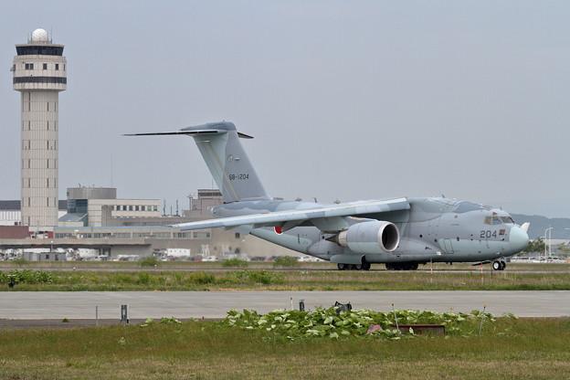 写真: C-2 204 403sqがやって来た(1)