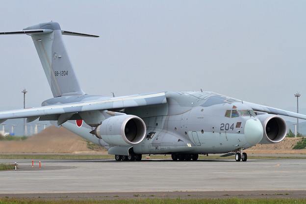 C-2 204 403sqがやって来た(2)