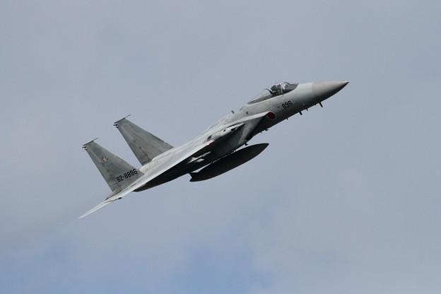 F-15J 896 201sq takeoff