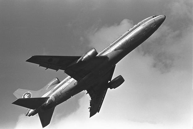 L-1011 N765BEの以前は全日空 JA8511 CTS 1980頃