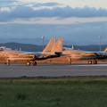 写真: F-15 204sqがlineup (2)