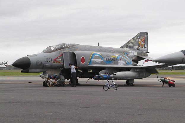 Photos: F-4EJ 8384 8sq MSJ 2003.09 (2)