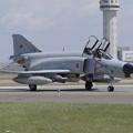Photos: F-4EJ 8411 8sq CTS target service 2004.05(1)