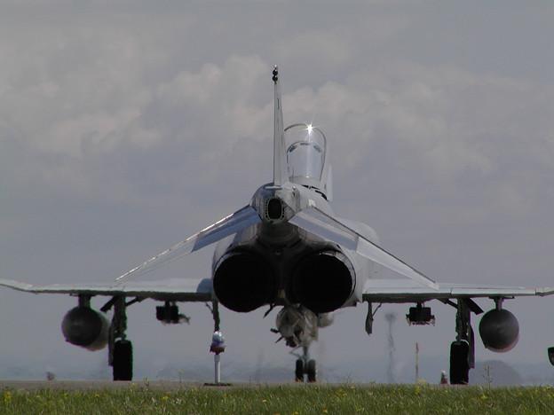 Photos: F-4EJ 8411 8sq CTS target service 2004.05(2)