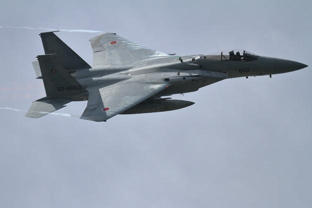 F-15 201sq 機動訓練 2日目(1)