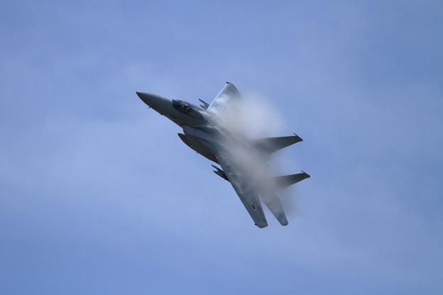 F-15 201sq 機動訓練 2日目(2)