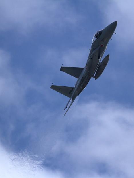 F-15 201sq 機動訓練 2日目(3)