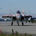 写真: F-15DJ 082 Aggressor taxiing(1)