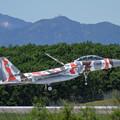 F-15DJ 082 Aggressor landing