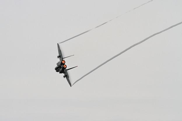 F-15 201sq 機動訓練 3日目(2)