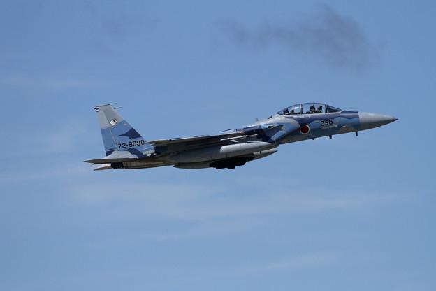 F-15DJ 090 Aggressor takeoff