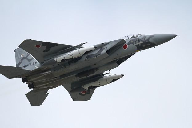 F-15DJ 098 Aggressor takeoff(2)
