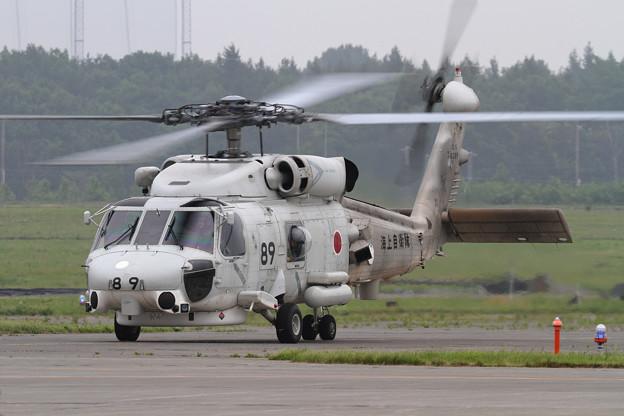SH-60J 8289 第25航空隊 大湊