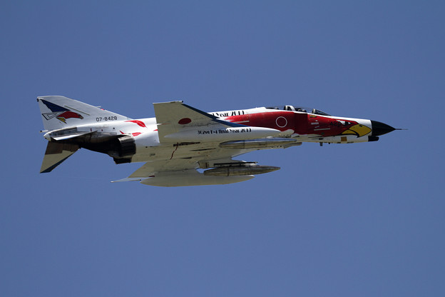 F-4EJ 428 302sq 帰投(2)