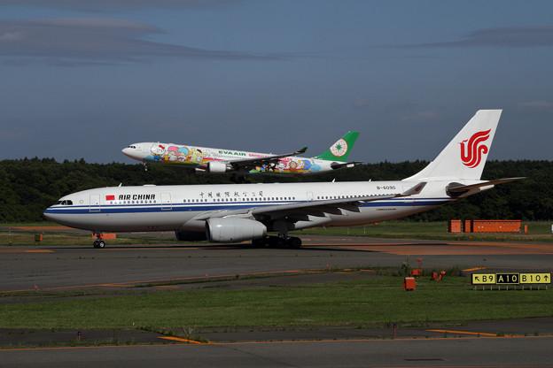 A330-200 CCAとA330-300 EVA
