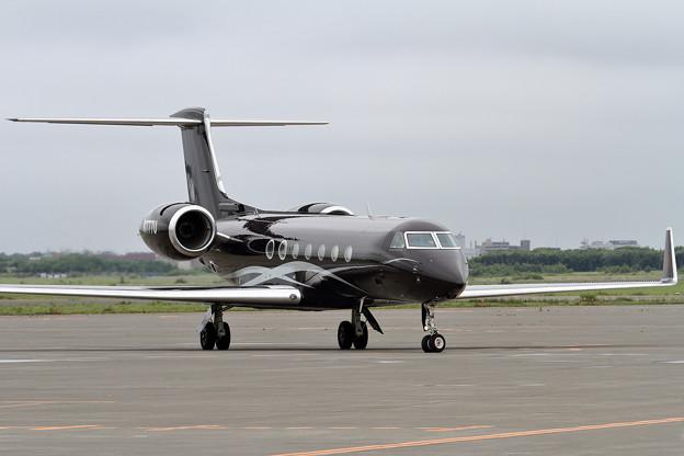 Gulfstream G550 N1777U Fantasia(1)