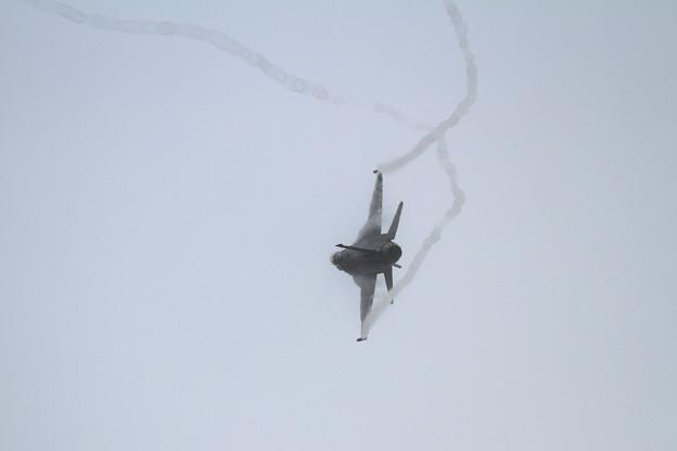F-16 WW 札幌航空ページェント 予行 (4)