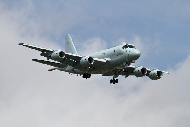 P-1 5516  51航空隊 Low pass 第30回航空ページェント