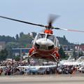 写真: Bell 412EP 北海道防災ヘリ はまなす2号 (2)