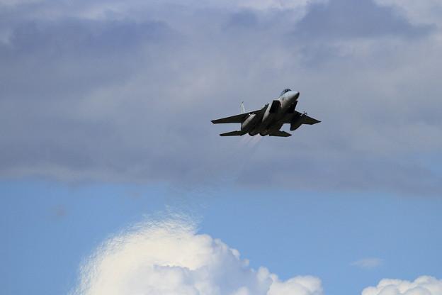 F-15J 856 203sq takeoff