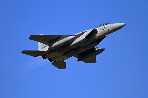 F-15J 866 203sq takeoff