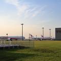 Photos: 政府専用機 B777-300ERとB747-400 (1)