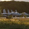 F-15 203sq Night practice (2)