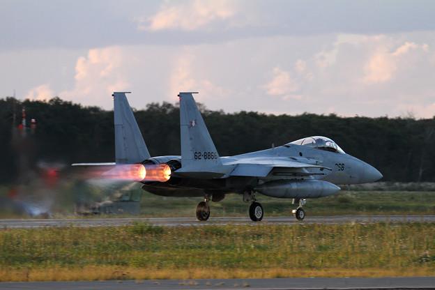 F-15 203sq Night practice (3)