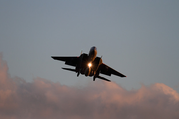 F-15 203sq Night practice (7)