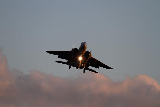 F-15 203sq Night practice (7)